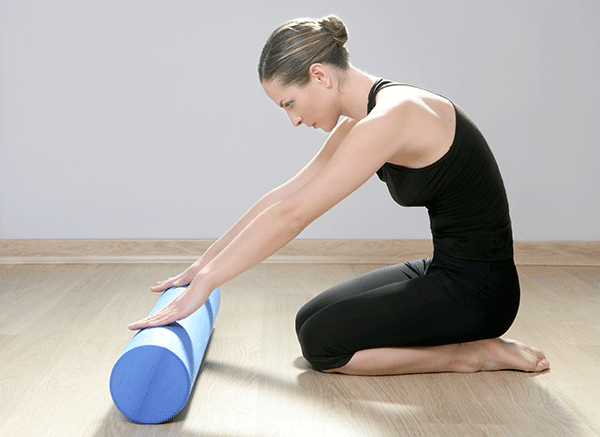 Balance & Stability Exercises on the Foam Roller ...